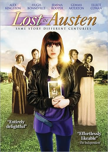 Lost in Austen movie poster