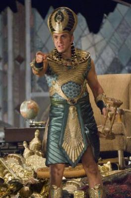 Hank Azaria as Kahmunrah - Night at the Museum: Battle for the Smithsonian