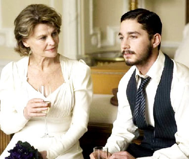 Julie Christie & Shia LeBouf from New York, I Love You