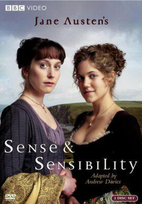 Sense and Sensability - Elinor Dashwood & Marrianne Dashwood - BBC movie poster