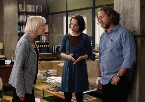 Hellen Mirren, Rachel McAdams & Russel Crowe - State of Play