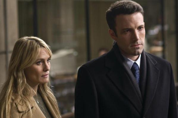 Ben Affleck and Robin Wright Penn - State of Play