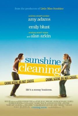 Sunshine Cleaning - movie poster