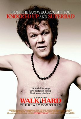 John C Reilly - Walk Hard the Dewey Cox Story - movie poster