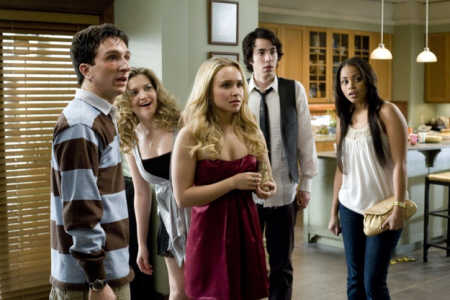 Hayden Panettiere, Paul Rust, Jack Carpenter, Lauren London - I Love You Beth Cooper
