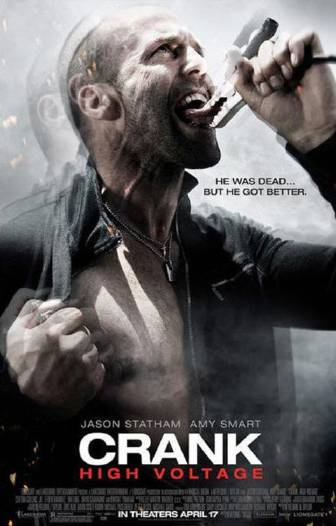Crank High Voltage - Jason Statham