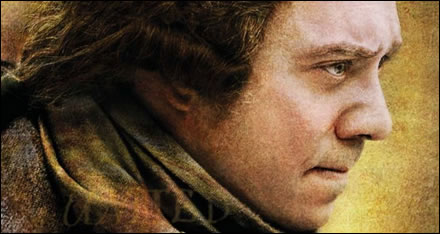 Paul Giamatti as John Adams