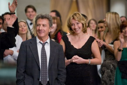 Dustin Hoffman, Emma Thompson from Last Chance Harvey