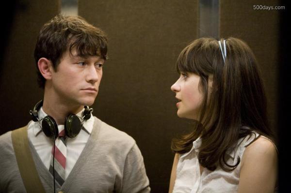 Joseph Gordon-Levitt & Zooey Deschanel - 500 Days of Summer