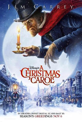 Disney's A Christmas Carol - movieposter