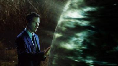 Keanu Reeves as Klaatu - The Day the Earth Stood Still