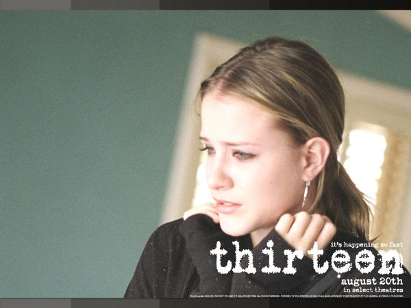 Evan Rachel Wood in Thirteen