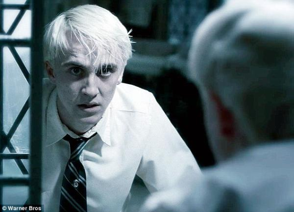 Tom Felton - Draco Malfoy - Harry Potter and the Half Blood Prince