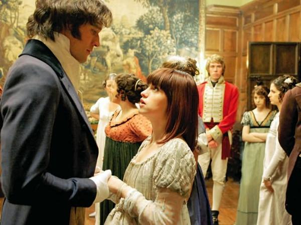 Elliot Cowan and Jemima Rooper - Lost in Austen