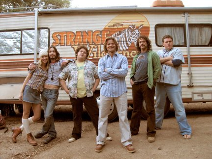 Steve Zahn - Strange Wilderness