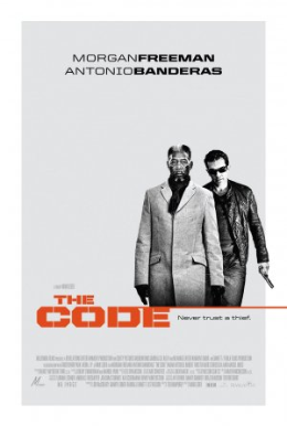 The Code movie poster