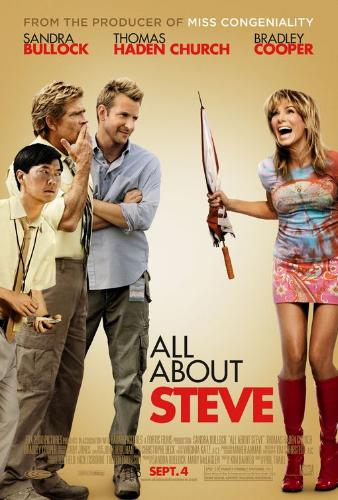 All About Steve movie poster