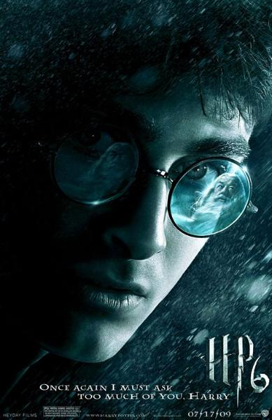 Harry Potter and the Half Blood Prince - Daniel Radcliffe