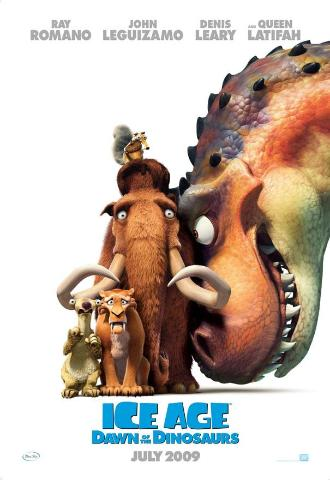 Ice Age 3D: Dawn of the Dinosaurs