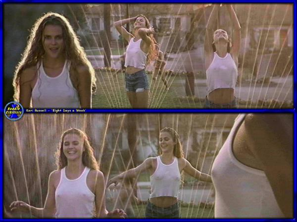 Keri Russell sprinkler - Click to enlarge