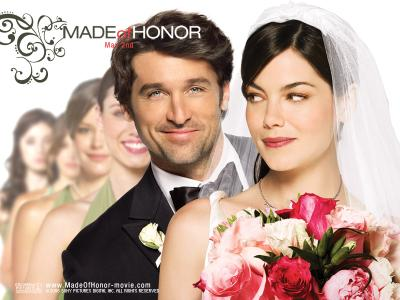 Made of Honor movie poster