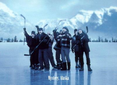 Mystery Alaska hockey team