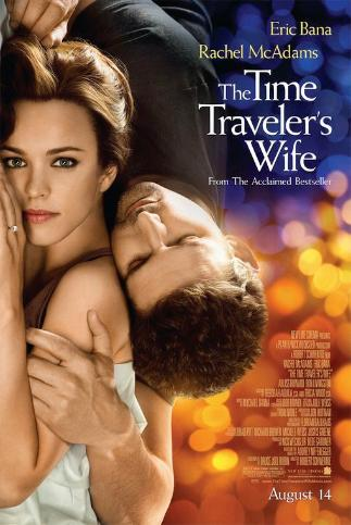 Time Travelers Wife - movie poster