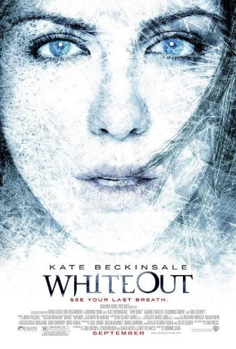 Whiteout - movie poster